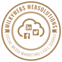 Logo Milkywebs Websolutions webdesign